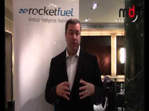 Entrevista a Mark Torrance, CTO Rocket Fuel
