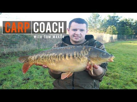 ***CARP FISHING TV *** CARP COACH #2: WINTER FISHING