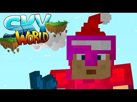 SUPREMIUM RÜSTUNG! Empowerer! Growth Crystals Tier 2! - Minecraft SKY WORLD #08