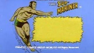 Namor, o Príncipe Submarino Abertura 1966