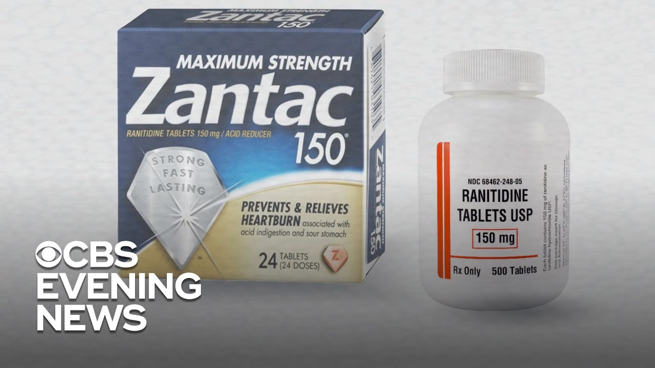 side effects of Zantac