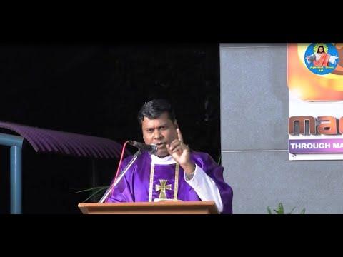 23-03-2020    ஆண்டவரே நாங்கள் நம்புகிறோம், நீர் எங்களை விடுவிப்பீரென்று  Rev. Fr.Albert.