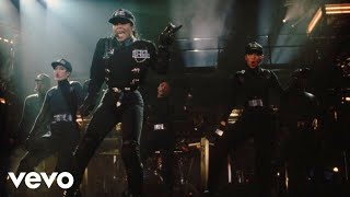 Music video by janet jackson performing rhythm nation live (c) 1990 a&m records no rights to this are assumed the uploader. copyright infringeme...