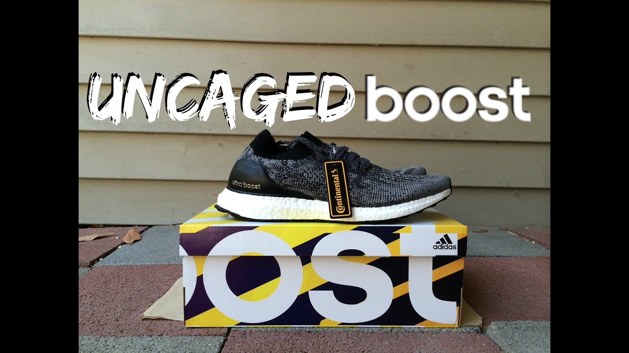 b07285898c20 Adidas Ultra Boost UNCAGED Review + On Feet! - YouTube