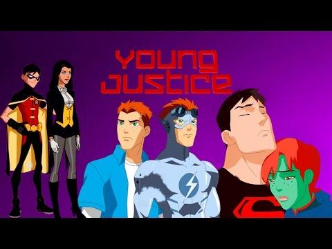 Юная Лига Справедливости [Обзор]