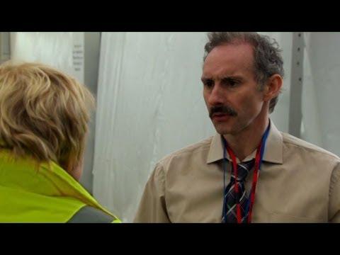 Security - Twenty Twelve - Series 2 Episode 5 - BBC Two