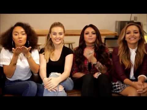 Happy Thanksgiving from Little Mix!