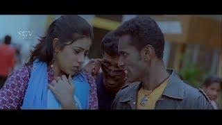 Josh Movie Best Scenes - Robo Raging College Girls | Rakesh | Poorna | Kannada Movies Scenes