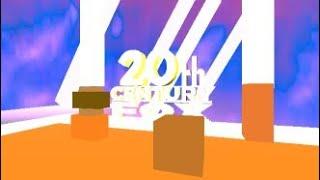 ¡Mi nuevo logotipo de 20th Century Fox Place en ROBLOX!