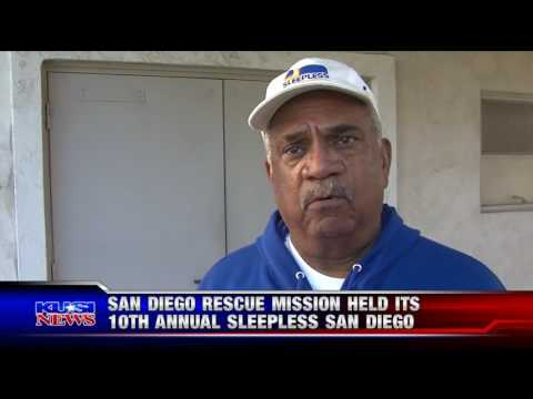 KUSI Live at San Diego Rescue Mission's 10th Annual Sleepless San Diego