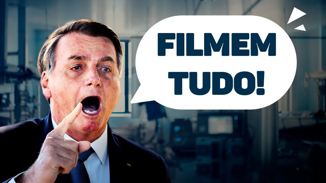 Bolsonaro incentiva seguidores a invadir hospitais para filmar ...
