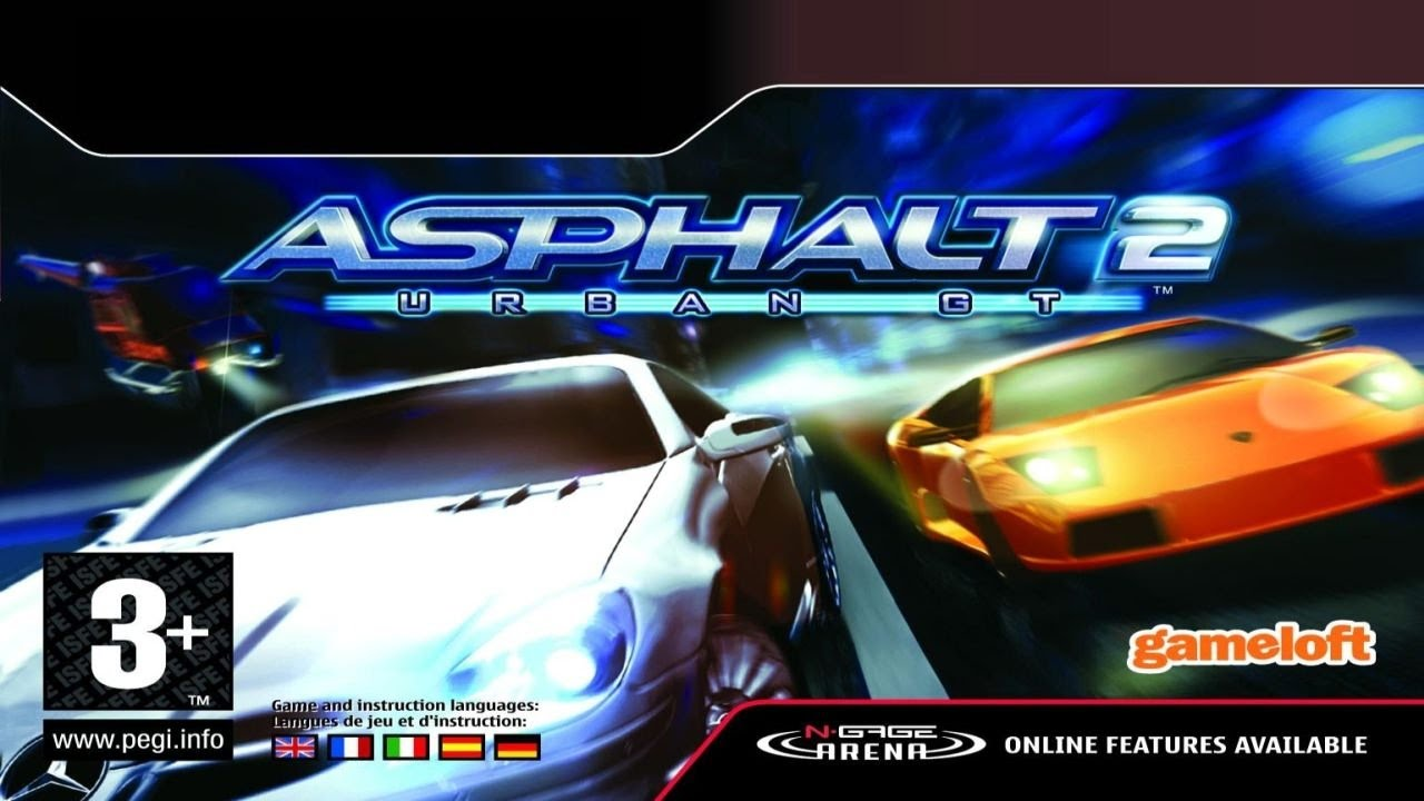 Asphalt: Urban GT Cheats, Codes, and Secrets for N-Gage ...
