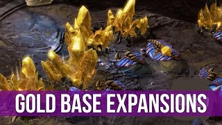 StarCraft 2: Gold Base Expansions!