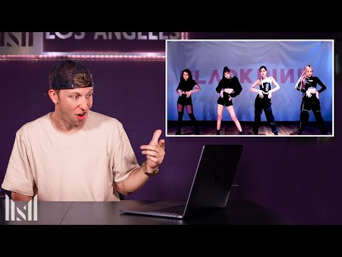 PROFESSIONAL DANCER REACTS TO VIRAL DANCE VIDEOS 3