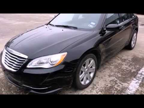 2013 chrysler 200 touring in houston tx 77034 youtube. Black Bedroom Furniture Sets. Home Design Ideas