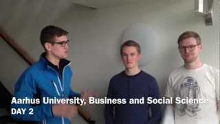 Aarhus University, Business and Social Science