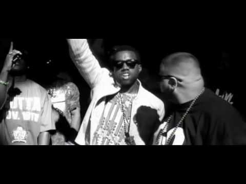 DJ Khaled - Go Hard Feat. Kanye West T-Pain(HQ)
