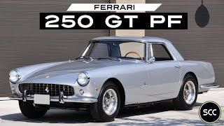 FERRARI 250 GT | 250GT PININFARINA - Modest test drive - V12 Engine sound | SCC TV