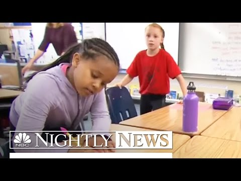 For Oregon Elementary School, Homework Is Now History | NBC Nightly News
