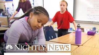 For Oregon Elementary School, Homework Is Now History | NBC Nightly News