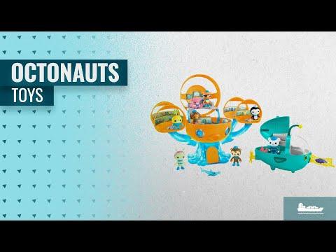 Top 10 Octonauts Toys [2018]: Fisher-Price Octonauts Megapack