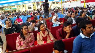 Tangail Medical College 1st year orientation.