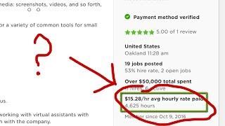Upwork jobs don't pay jack! 😡