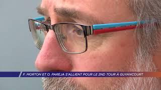 Yvelines | F. Morton et O. Pareja s'allient pour le 2nd tour à Guyancourt
