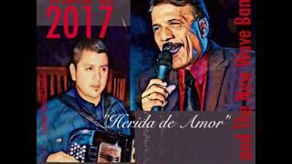 JESSY SERRATA AND THE NEW WAVE BAND Herida de Amor - Single 2017
