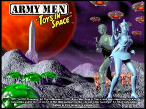 Army Men Toys In Space Complete Ost Youtube