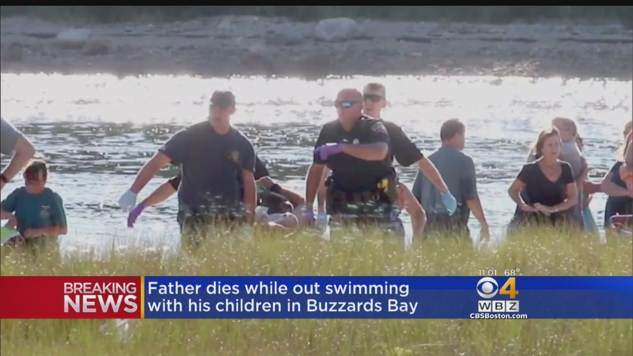 Man Drowns While Swimming With His Children On Cape Cod