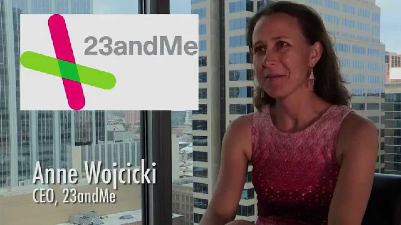 Image result for anne wojcicki 23andme