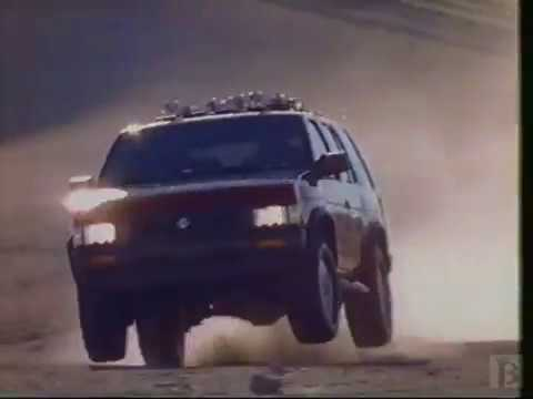 1990 Nissan Pathfinder Commercial Youtube