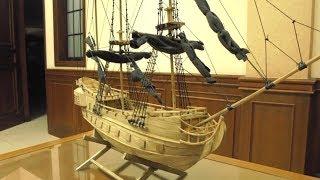 tutorial membuat miniatur kapal black pearl dari bambu