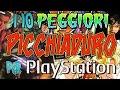 Top 10 picchiaduro PlayStation pezzenti