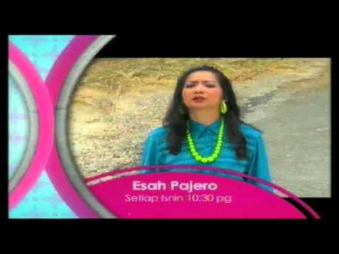 Promo Esah Pajero (Senda Pagi) @ Tv3! (10/9/2012 - 10.30 pagi)