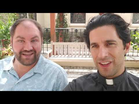 T3T: A Rabbi and a Priest Walk into a Radio Station...