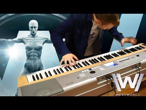 Westworld - Main Theme (Piano Solo)