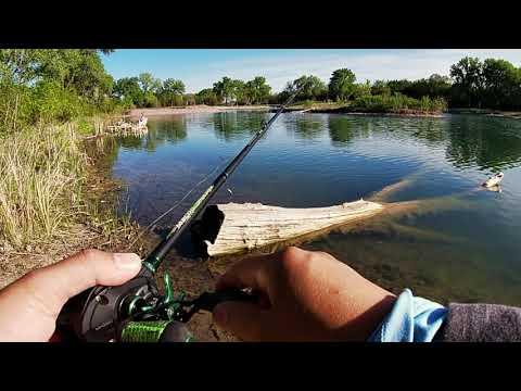 Local Lake Fishing