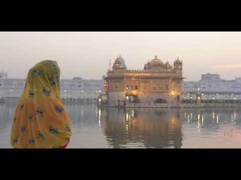 Open Your Heart to Taj Swarna, Amritsar