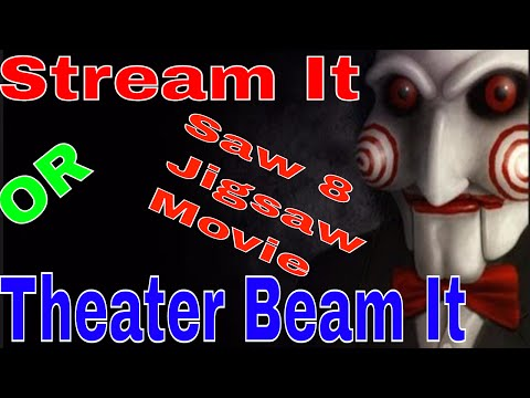 Stream It or Theater Beam It  Saw 8 Horror...