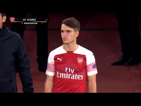 Denis Suarez vs BATE Borisov (Home) (UEL) 18-19 HD 720p by Kleo Blaugrana