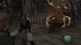 No deaths! RE4 Pro difficulty New game NO weapon upgrades!