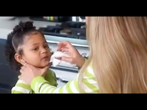 Kylie Jenner disturbs fans by almost poking Stormi's eye out with 'claw' nails