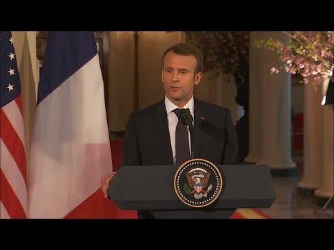 ماكرون والدور الفرنسي في سوريا  - نشر قبل 2 ساعة