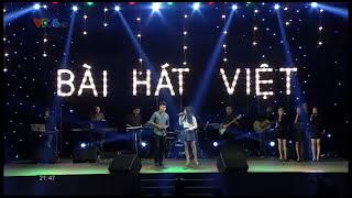 Lá Cờ - Tạ Quang Thắng Ft. Tiêu Châu Như Quỳnh (Gala Bài Hát Việt & Sinh Viên 2014)