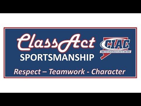 Ciac Class Act School - Coginchaug Regional High School