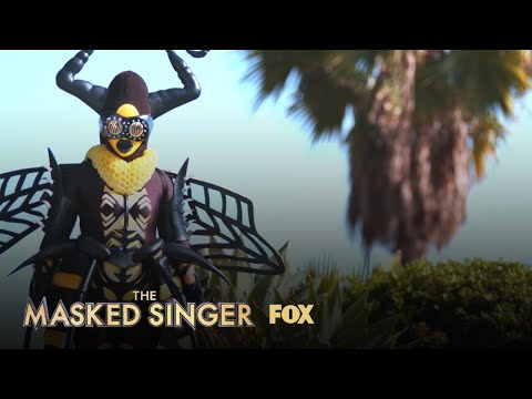 The Clues: Bee   Season 1 Ep. 6   THE MASKED SINGER