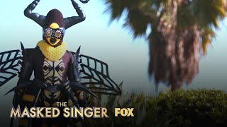 The Clues: Bee | Season 1 Ep. 6 | THE MASKED SINGER
