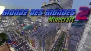 Minecraft | Monde des mondes (suite) | Xbox 360 Edition | Awesome Map
